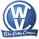 Wye Valley Campers logo